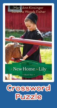 A New Home for Lily Crossword Puzzle
