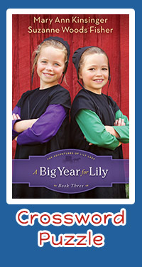 A Big Year for Lily Crossword Puzzle