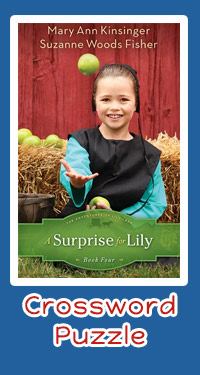 Crossword Puzzle Book 4 - A Surprise for Lily